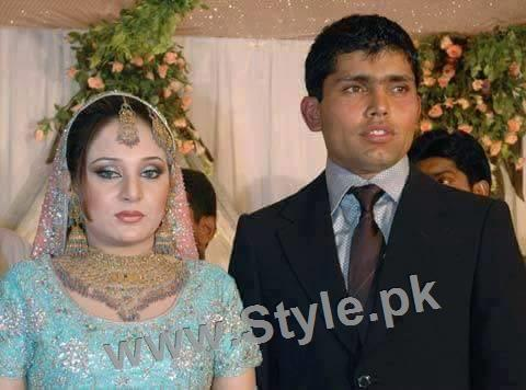Wedding pictures of Pakistani Cricketers (10)
