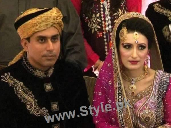 Wedding pictures of Pakistani Cricketers (11)