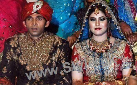 Wedding pictures of Pakistani Cricketers (12)