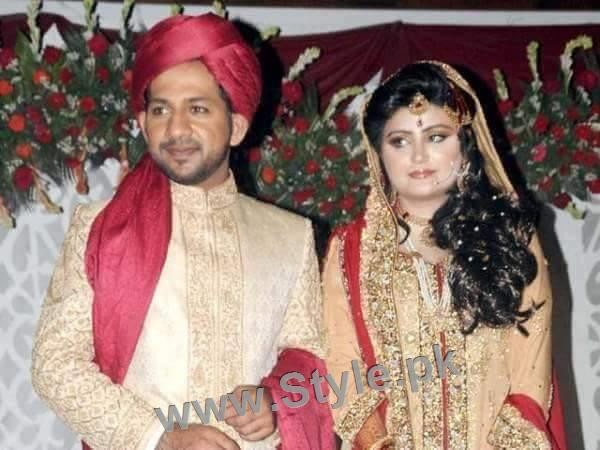 Wedding pictures of Pakistani Cricketers (15)