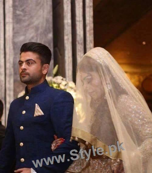 Wedding pictures of Pakistani Cricketers (17)