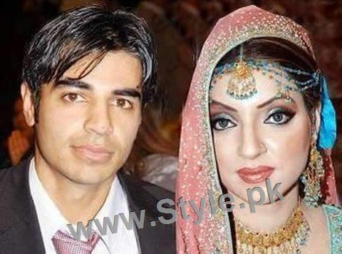 Wedding pictures of Pakistani Cricketers (18)