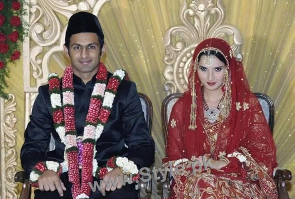Wedding pictures of Pakistani Cricketers (2)