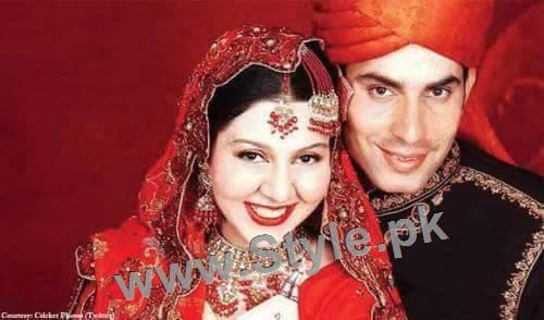 Wedding pictures of Pakistani Cricketers (3)