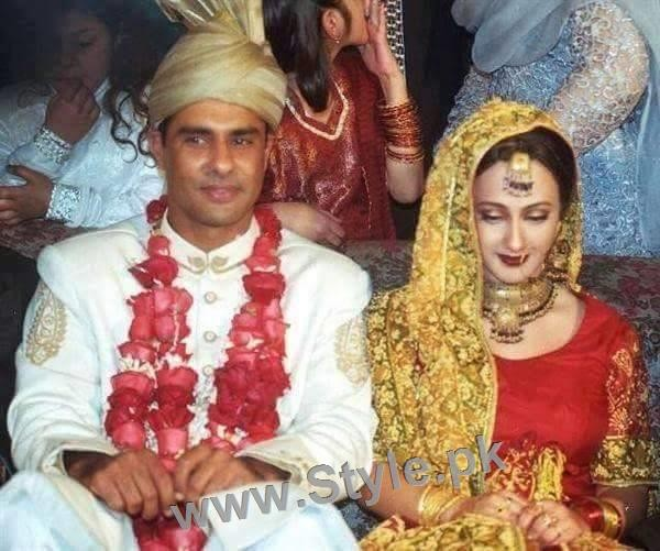 Wedding pictures of Pakistani Cricketers (6)