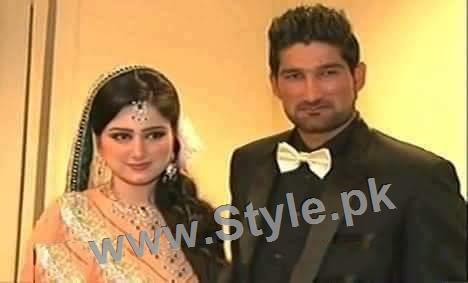 Wedding pictures of Pakistani Cricketers (7)