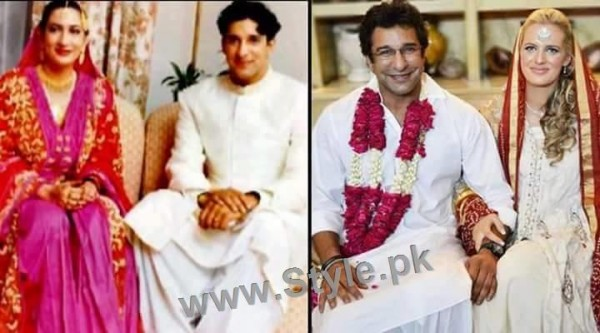 Wedding pictures of Pakistani Cricketers (8)