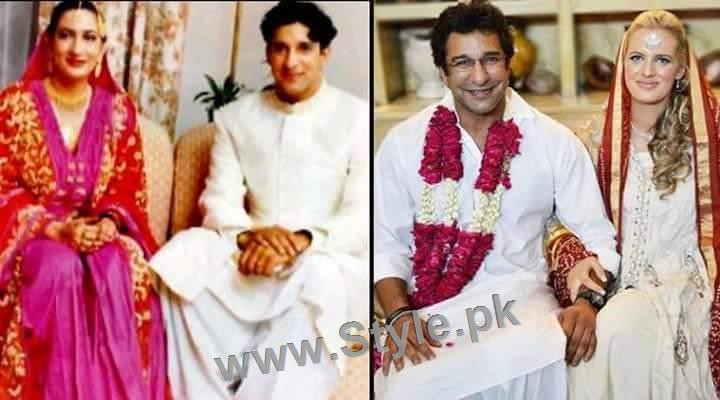 Wedding Pictures Of Pakistani Cricketers 8