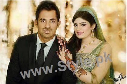 Wedding pictures of Pakistani Cricketers (9)