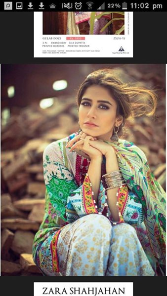 Zara Shahjahan Lawn Dresses 2016 For Women001