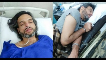 See Singer Noman Javaid has tried to commit suicide