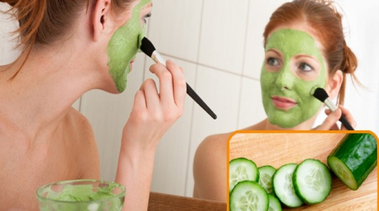 Homemade face masks for summer