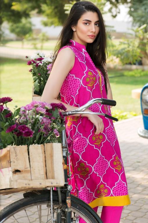 khaadi 2016 pink