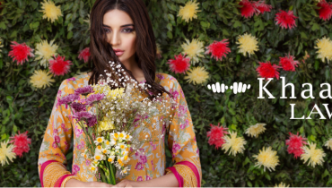 khaadi lawn collection 2016
