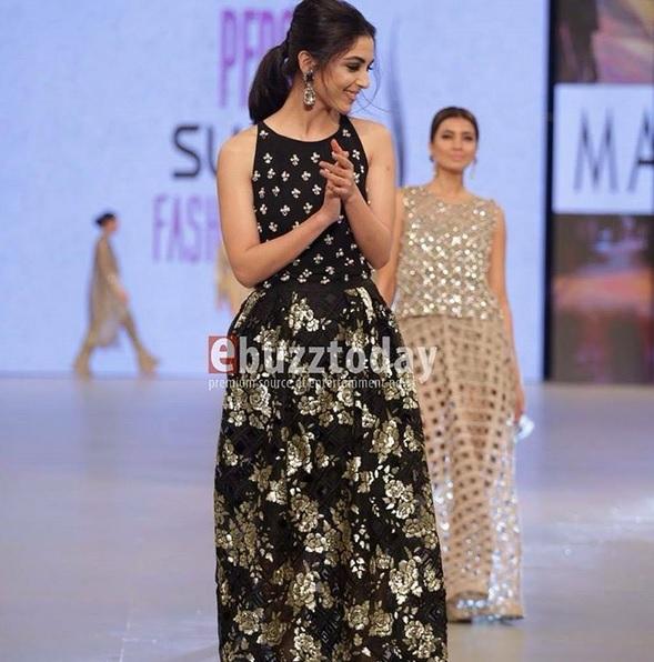 maya ali pfdc fashion week