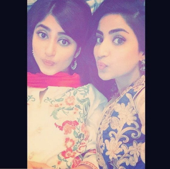 sajal ali and saboor ali