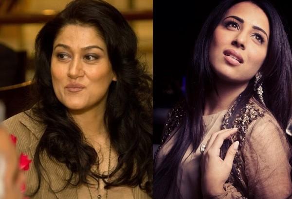 ushna shah and irsa ghazal