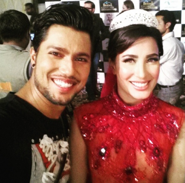 mehwish hayat and danish hayat