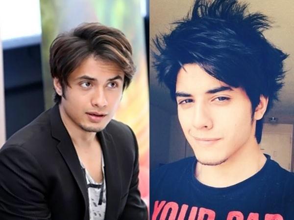 Ali Zafar and Danyal Zafar