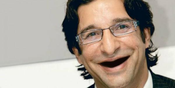 wasim akram funny