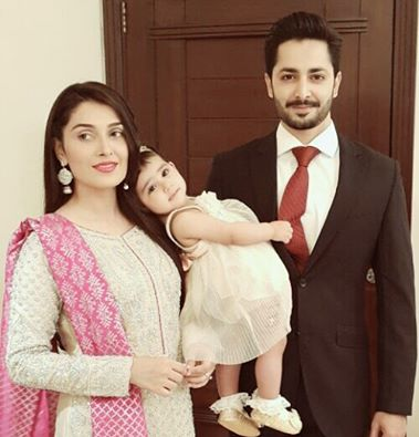See Recent Pictures of Taimoor Family