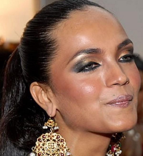 Aaminah Sheikh makeup