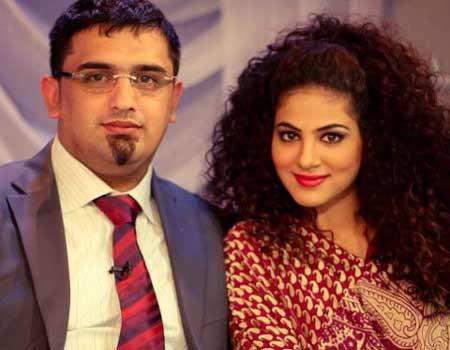 Annie Khalid and Malik Noureed