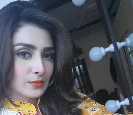 Ayeza Khan Makeup