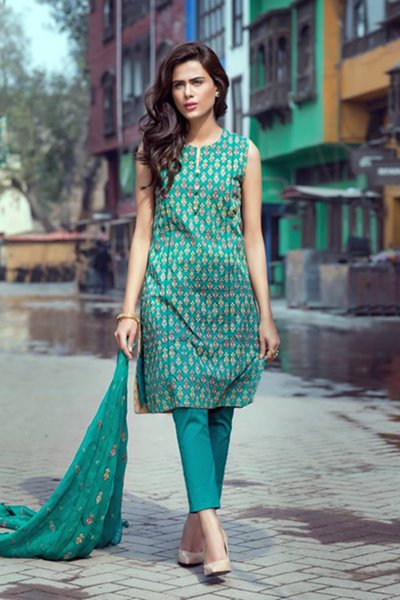 Bareeze Summer Dresses 2016 For Women005