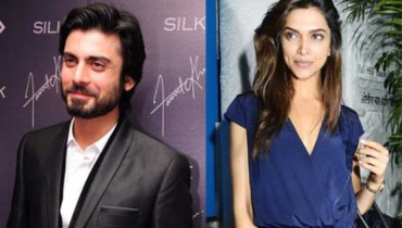 See Deepika Padukone wants to work with Fawad Khan