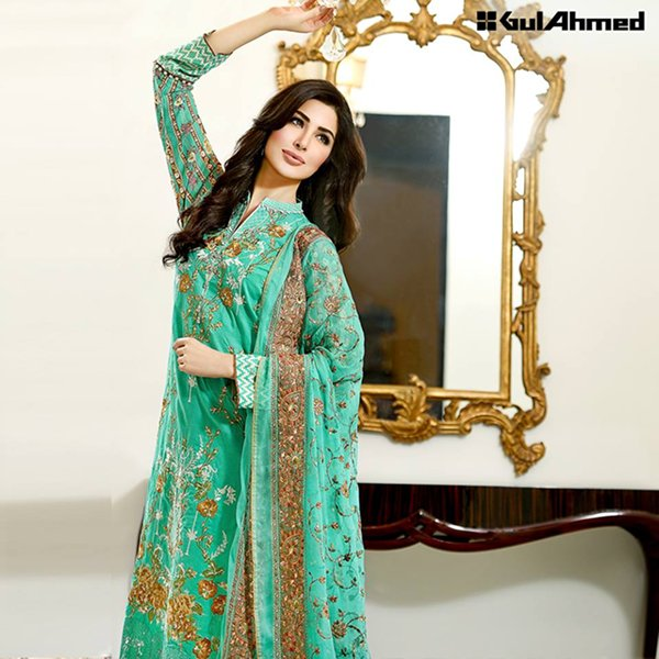 Gul Ahmed Summer Dresses 2016 Volume 2 For Women