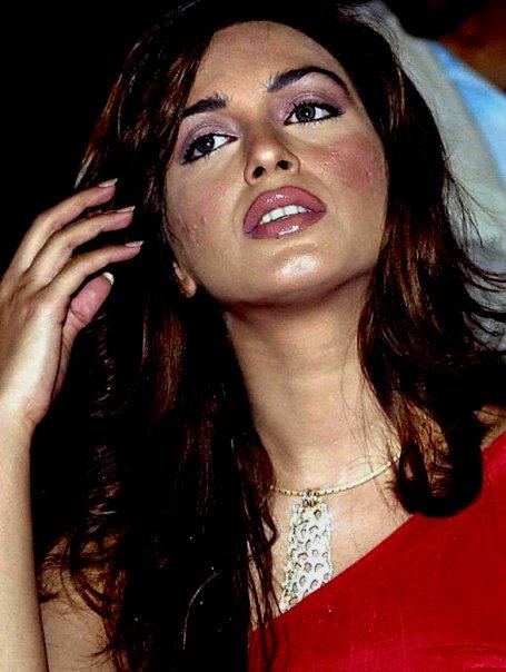 Iman Ali Makeup
