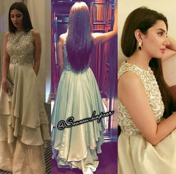 Mahira Khan at ARY Film Awards 2016