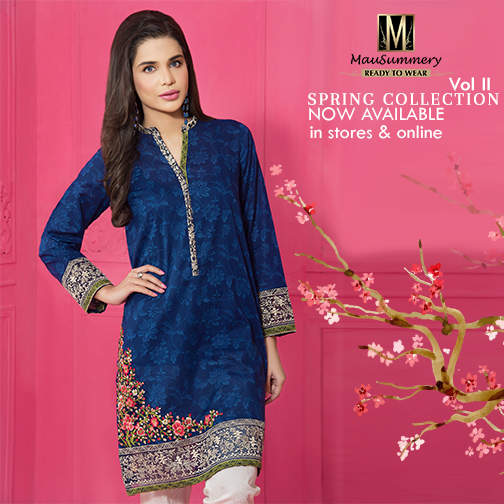 Mausummery Spring Dresses 2016 Volume II For Women006