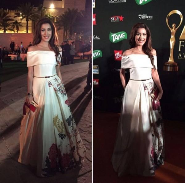 Mehwish Hayat at ARY Film Awards 2016