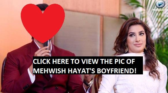 Mehwish Hayat relationship