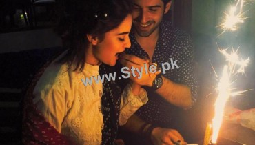 See Muneeb Butt's Birthday Celebrations