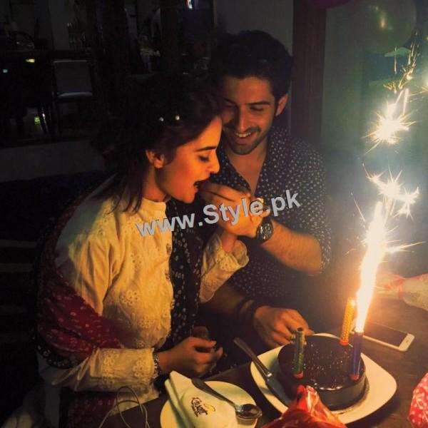 See Muneeb Butt's Birthday Celebrations