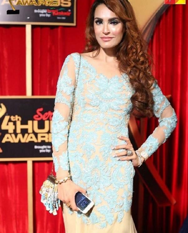 Nadia Hussain makeup