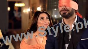 Once again Lux TVC brings Fawad Khan close to Mahira Khan (2)