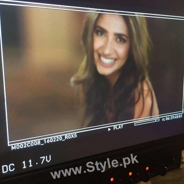 Once again Lux TVC brings Fawad Khan close to Mahira Khan (4)