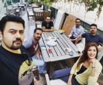 Pakistani Celebrities In Dubai For ARY Film Awards 2016