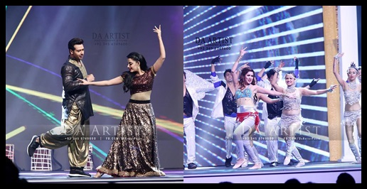 See Pictures of Pakistani Celebrities during performance at ARY Film Awards 2016
