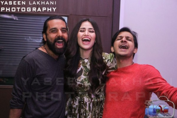 Sana Javed is an actress who has many close friends in Industry (8)