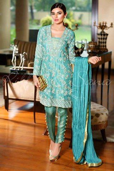 Sana Salman Formal Dresses 2016 For Women0011
