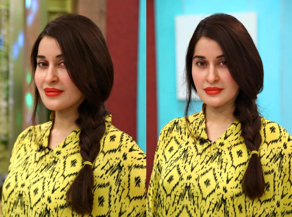 See Shaista Lodhi is about to come in a drama