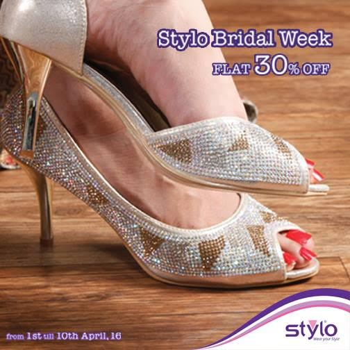 Bridal Shoes Stylo: Stylo Launches The New Spring-Summer Collection 2016