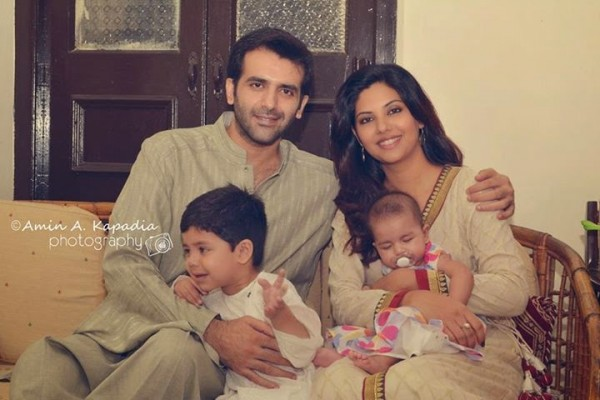 Sunita Marshall and Hasan