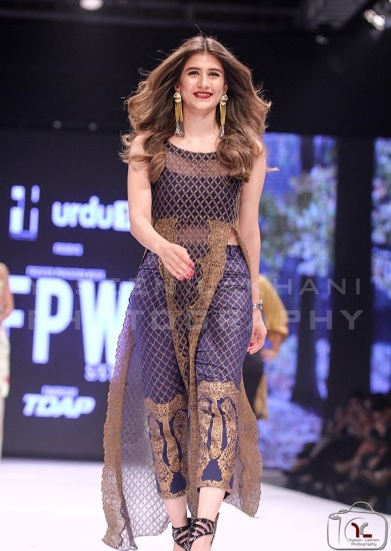 Syra Shahroz looked gorgeous at FPW16 Day 3 (5)