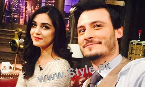 Top 10 Pictures of on screen couple Maya Ali and Osman Khalid Butt (2)